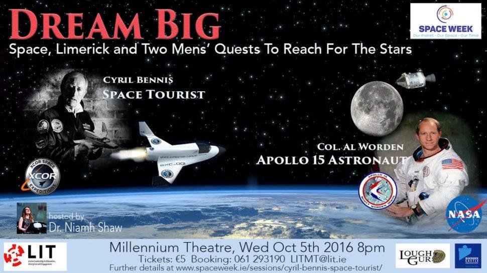 Dream Big Space Tourist Event