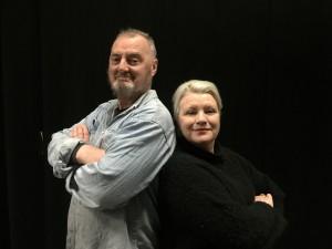Jon Kenny and Mary McEvoy