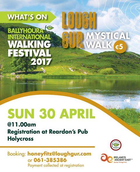 Walking Festival Lough Gur