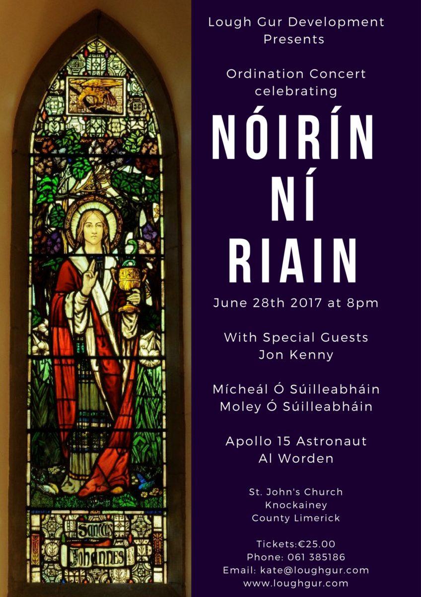 Noirin Ni Riain Ordination Celebraiton 2017