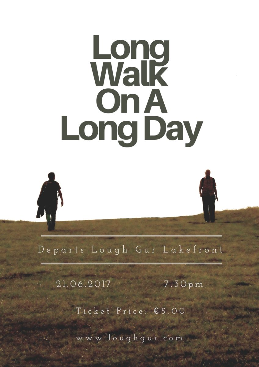 Long Walk On A Long Day