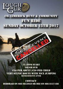 Cancelled Hunt Version Fun Ride Poster 2017