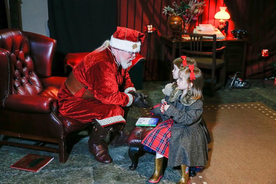 Santa Lough Gur 2017
