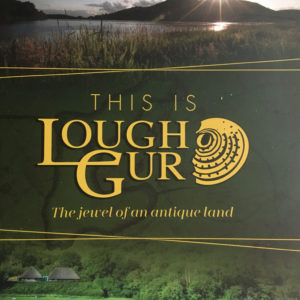 This is Lough Gur