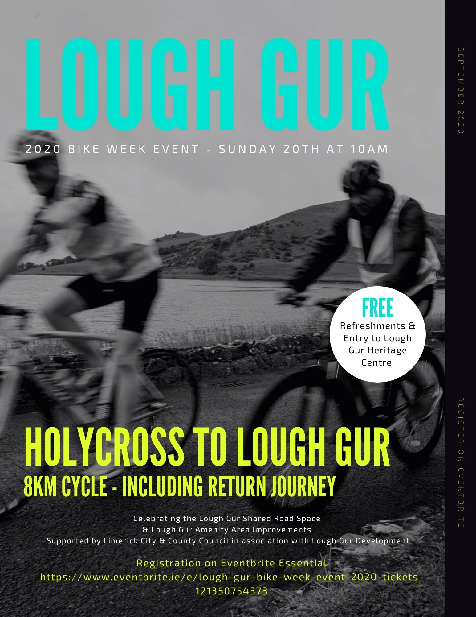 Lough Gur Bike Week Event 2020